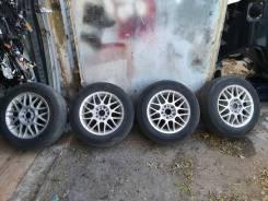 "Bridgestone. 6.5x15"", 5x100.00, 5x114.30, ET48"