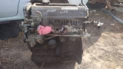Двигатель 4SFE в разборе по запчастям.