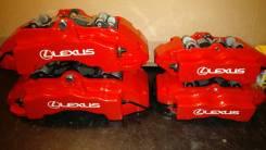 Тормозная система. Lexus LX570