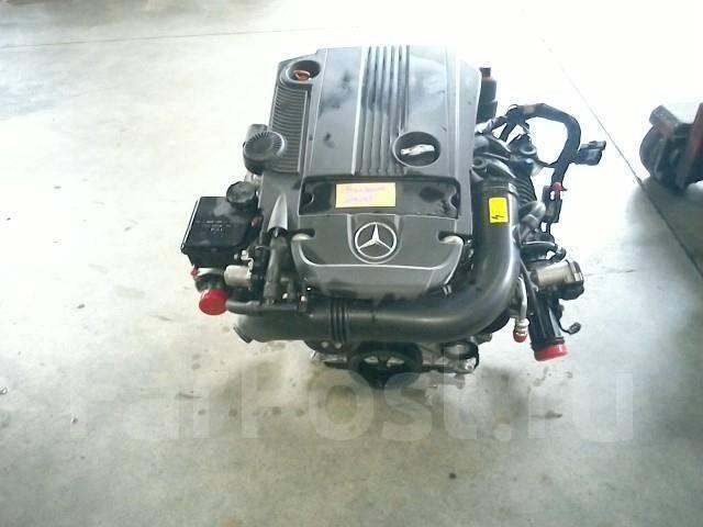 Двигатель Mercedes 1.8L 271.820