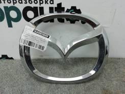 Эмблема решетки радиатора (EG21-51-731) Mazda CX-7 2006-2009