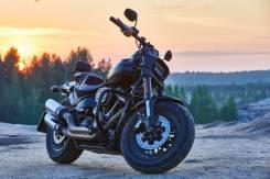 Harley-Davidson Dyna Fat Bob. 1 854куб. см., исправен, птс, с пробегом