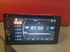 Универсальная магнитола Ezonetronics RM-DV0354 SD/USB/DVD/CD/AUX/BT