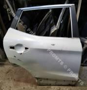 Дверь задняя правая Nissan Qashqai II (J11)