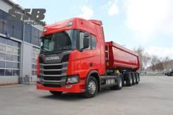 Scania R440. Седельный тягач A4x2NA, 13 000куб. см., 20 000кг., 4x2