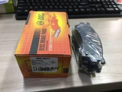 JD JBP0077 Колодки тормозные, передние JBP077