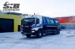 Scania P340. Илосос 6x4 на Метане, 13 000куб. см. Под заказ