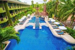Таиланд. Пхукет. Пляжный отдых. Пхукет, уютный отель Phuket Island VIEW в окружении тропических садов!