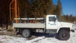ГАЗ 3308 Садко. БКМ 317 на базе вездехода ГАЗ-3308