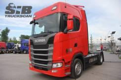 Scania. Седельный тягач S500 A4x2NA, 13 000куб. см., 20 000кг., 4x2