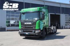 Scania G410. Седельный тягач на Метане A6x4NA в исполнении XT, 13 000куб. см., 30 000кг., 6x4