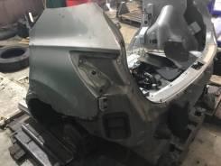 Крыло левое Nissan Dualis