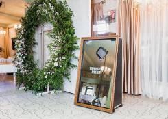 Чем удивить гостей Вашей свадьбы? Фотозеркало с мгновенной печатью фото