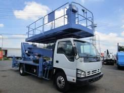 Isuzu Elf. Автоплатформа 20 метров Tadano AT-200S, 4 770куб. см., 20,00м. Под заказ