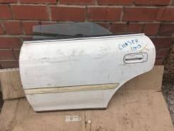Дверь боковая задняя левая Toyota Chaser 100