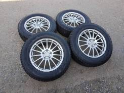 "Зимние колёса как новый 225/65R17 Bridgestone Blizzak DM V2. 7.0x17"" 5x114.30 ET53 ЦО 73,1мм."