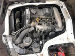 ДВС в разбор Toyota Hiace 1KZTE