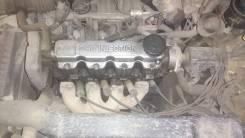 Двигатель в сборе ДВС Daewoo Nexia