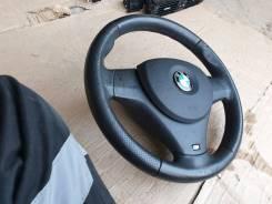 Руль. BMW X1, E84 BMW 1-Series, E81, E82, E87, E88 BMW 3-Series, E90, E91, E92, E93, E90N BMW 3-Series Gran Turismo N20B20, N46B20, N47D20, N52B30, N4...