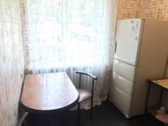 1-комнатная, улица Пограничная 36а. Пограничная, агентство, 30,0кв.м. Кухня
