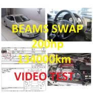Двигатель Celica 3SGE Beams МТ 200лс [Установочный комплект,134000км]