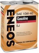 Eneos Turbo Gasoline. 10W-40, минеральное, 4,00л.
