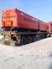 """Cimc. Емкость цистерна контейнерного типа 20м3 """"CIMC"""", 13 000кг."""