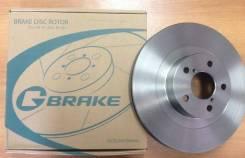 Комплект тормозных дисков перед Prado 120/121/125 GX470 4Runner 4351260151