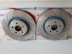 Комплект перед переф. тормозных дисковPrado120/125 GX470 4RunnerSurf215 4351260151