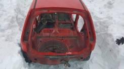 Часть автомобиля Ford Fiesta Ford Fiesta 2005, задняя