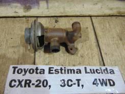 Клапан eg Toyota Estima Lucida Toyota Estima Lucida 1995, правый