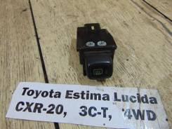 Кнопка обогрева заднего стекла Toyota Estima Lucida Toyota Estima Lucida 1995