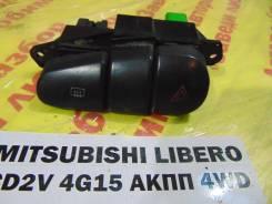 Кнопка обогрева заднего стекла Mitsubishi Libero Mitsubishi Libero 2000
