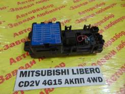 Блок предохранителей салона Mitsubishi Libero Mitsubishi Libero 2000