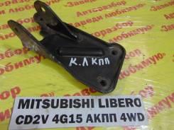 Кронштейн крепления акпп Mitsubishi Libero Mitsubishi Libero 2000
