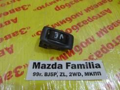 Кнопка стеклоподьемника задн. лев. Mazda Familia Mazda Familia 1999