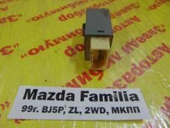 Блок управления дверьми Mazda Familia Mazda Familia 1999