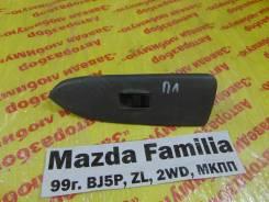 Кнопка стеклоподьемника перед. лев. Mazda Familia Mazda Familia 1999