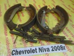 Колодки тормозные задние барабанные к-кт Chevrolet Niva Chevrolet Niva 2008