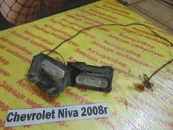 Подсветка номера Chevrolet Niva Chevrolet Niva 2008