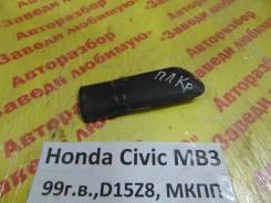 Молдинг переднего крыла Honda Civic (MA, MB 5HB) 1995-2001 Honda Civic (MA, MB 5HB) 1995-2001 1999, левый