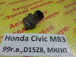 Фланец двигателя системы охлаждения Honda Civic (MA, MB 5HB) 1995-2001 Honda Civic (MA, MB 5HB) 1995-2001 1999