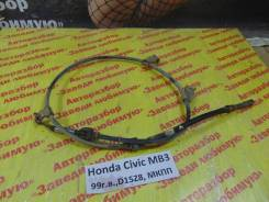 Трос ручника задн. лев. Honda Civic (MA, MB 5HB) 1995-2001 Honda Civic (MA, MB 5HB) 1995-2001 1999