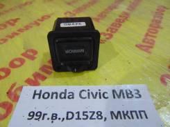 Блок управления зеркалами Honda Civic (MA, MB 5HB) 1995-2001 Honda Civic (MA, MB 5HB) 1995-2001 1999