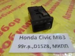 Кнопка регулировки фар Honda Civic (MA, MB 5HB) 1995-2001 Honda Civic (MA, MB 5HB) 1995-2001 1999