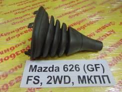 Кожух ручки переключения трансмиссии Mazda 626 (GE) 1992-1997 Mazda 626 (GE) 1992-1997 1993