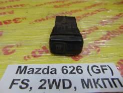 Кнопка включения обогрева Mazda 626 (GE) 1992-1997 Mazda 626 (GE) 1992-1997 1993