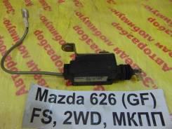 Активатор замка крышки бензобака Mazda 626 (GE) 1992-1997 Mazda 626 (GE) 1992-1997 1993