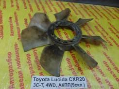 Крыльчатка Toyota Estima Lucida Toyota Estima Lucida 1995