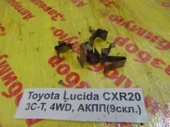 Пружина прижимная тормозной колодки Toyota Estima Lucida Toyota Estima Lucida 1995